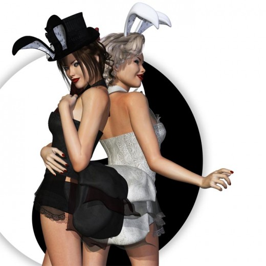 Bunny Girls WordPress Theme