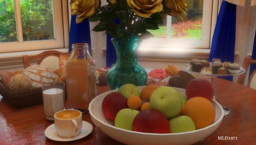 Using DAZ Originals-Dream Home: Great Room Breakfast Nook by Daz Originals.