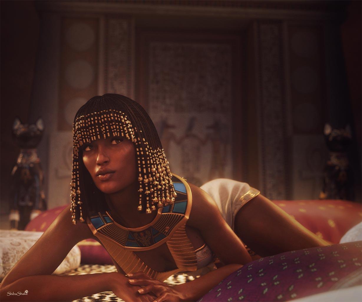 girls from egypt