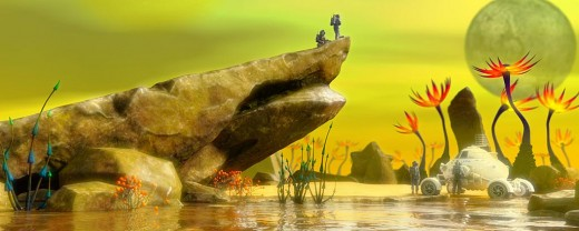 Qualifying items used - Fern Lake by Stonemason,  Rock My World by Dumor.