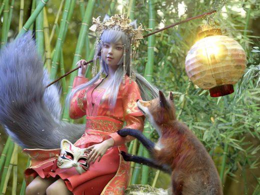 Favorite vendor: Crocodile Liu Items: Acicia Bundle for Genesis 8 Female